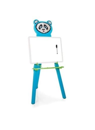 Pilsan Pilsan 3418 Panda Ayaklı Ayarlabilir Boy Yazı Tahtası Renkli
